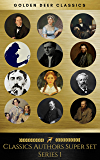 Classic Authors Super Set Series 1 (Golden Deer Classics)