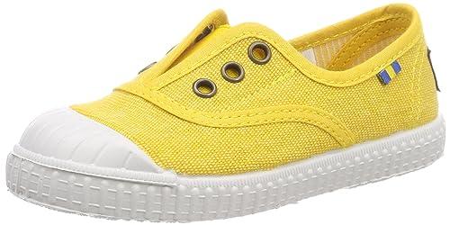 Kavat Brännö, Zapatillas Unisex Niños, Amarillo (Yellow 930), 31 EU