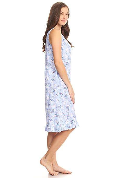 3838f288eb 00112 Women Night Gowns Sleep Shirts Pajamas at Amazon Women s Clothing  store