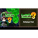 Luigi's Mansion 3 + Luigi's Mansion 3: Multiplayer Pack DLC Bundle - Switch [Digital Code]
