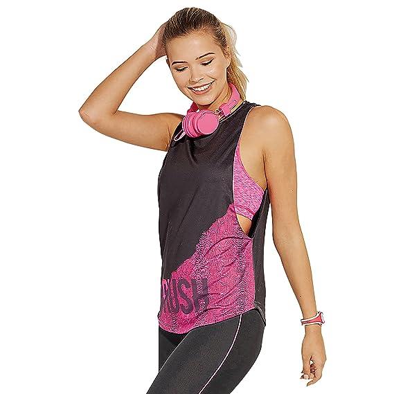 VENCA Camiseta de Grandes sisas Mujer by Vencastyle - 007625: Amazon.es: Ropa y accesorios