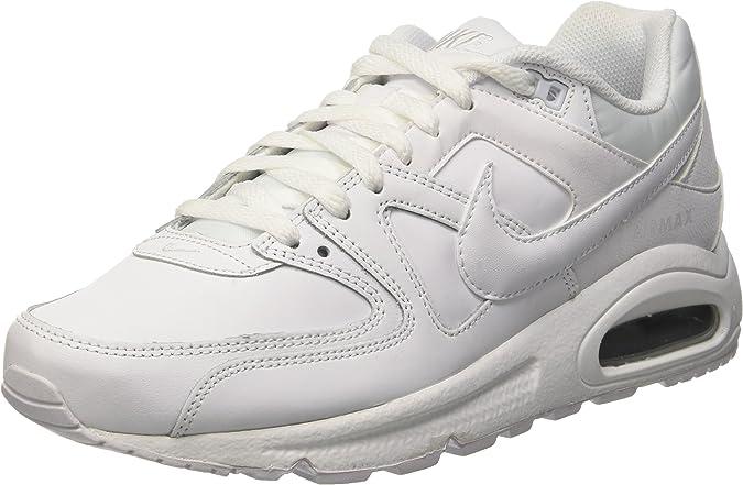 Nike Air MAX Command Leather, Calzado Deportivo Hombre: Amazon.es: Zapatos y complementos