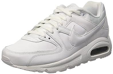 zapatillas nike air max blancas hombre