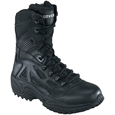 Amazon.com   Men's Composite Toe Converse Stealth S.W.A.T. Boots ...