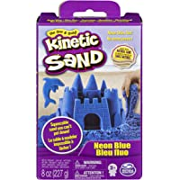 Kinetic Caja de Arena Sand, Color Azul