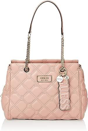 GUESS Womens Satchel Bag, Rose - VG745009