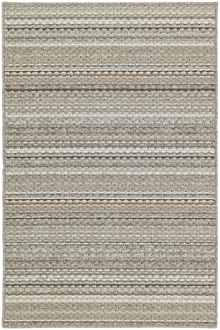 Amazon.com: Garland Rug Carnival Area Rug, 3 Feet By 5 Feet, Random  Earthtone Stripes (Color And Design May Vary): Kitchen U0026 Dining