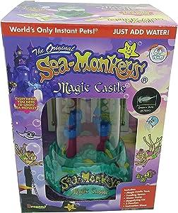 Sea Monkeys DI23230 Sea Monkeys Magic Castle