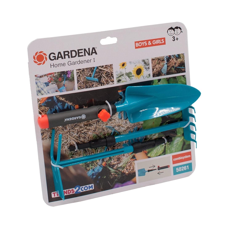 GARDENA G/ärtnersystem I 4-teilig Set Knorrtoys G50261