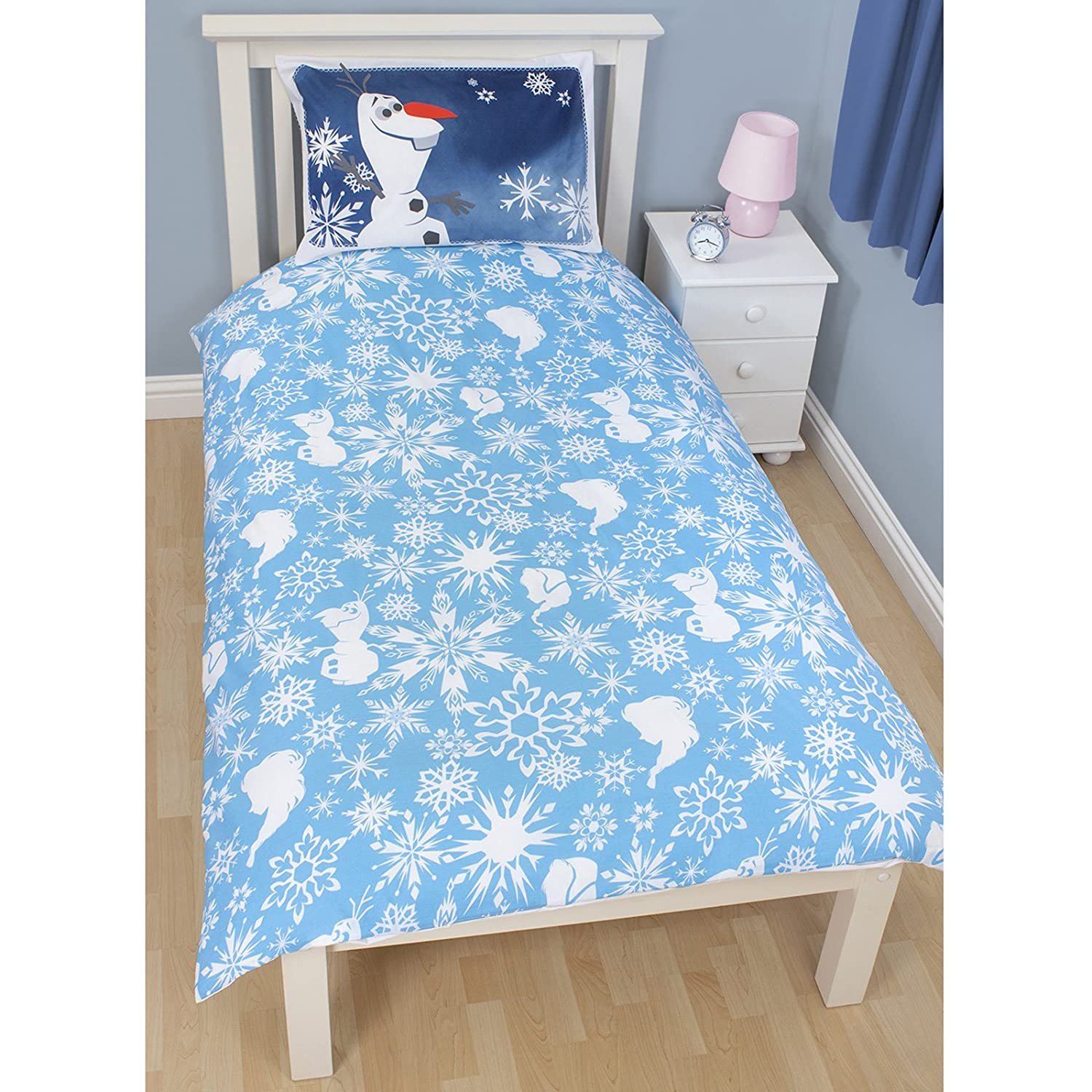 Disney Frozen Elsa Single Panel Duvet