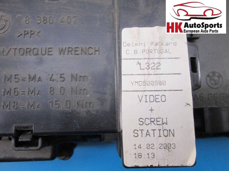 Range Rover L322 Right Dash Fuse Relay Box Panel Ypp000020 2003 2004 2005 Automotive