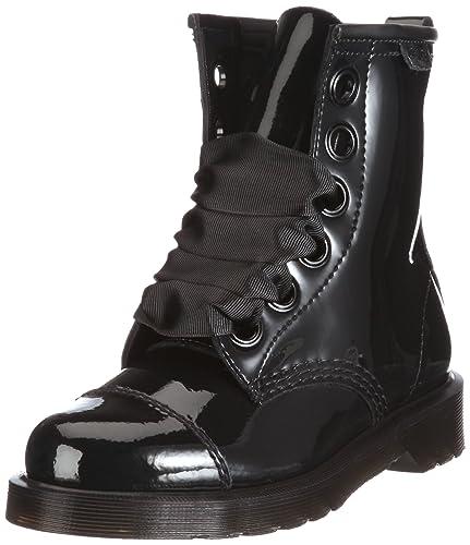 Chaussures Martens 8 Dr Femme Capper Black Boot Eye Noir Grace 0fndq