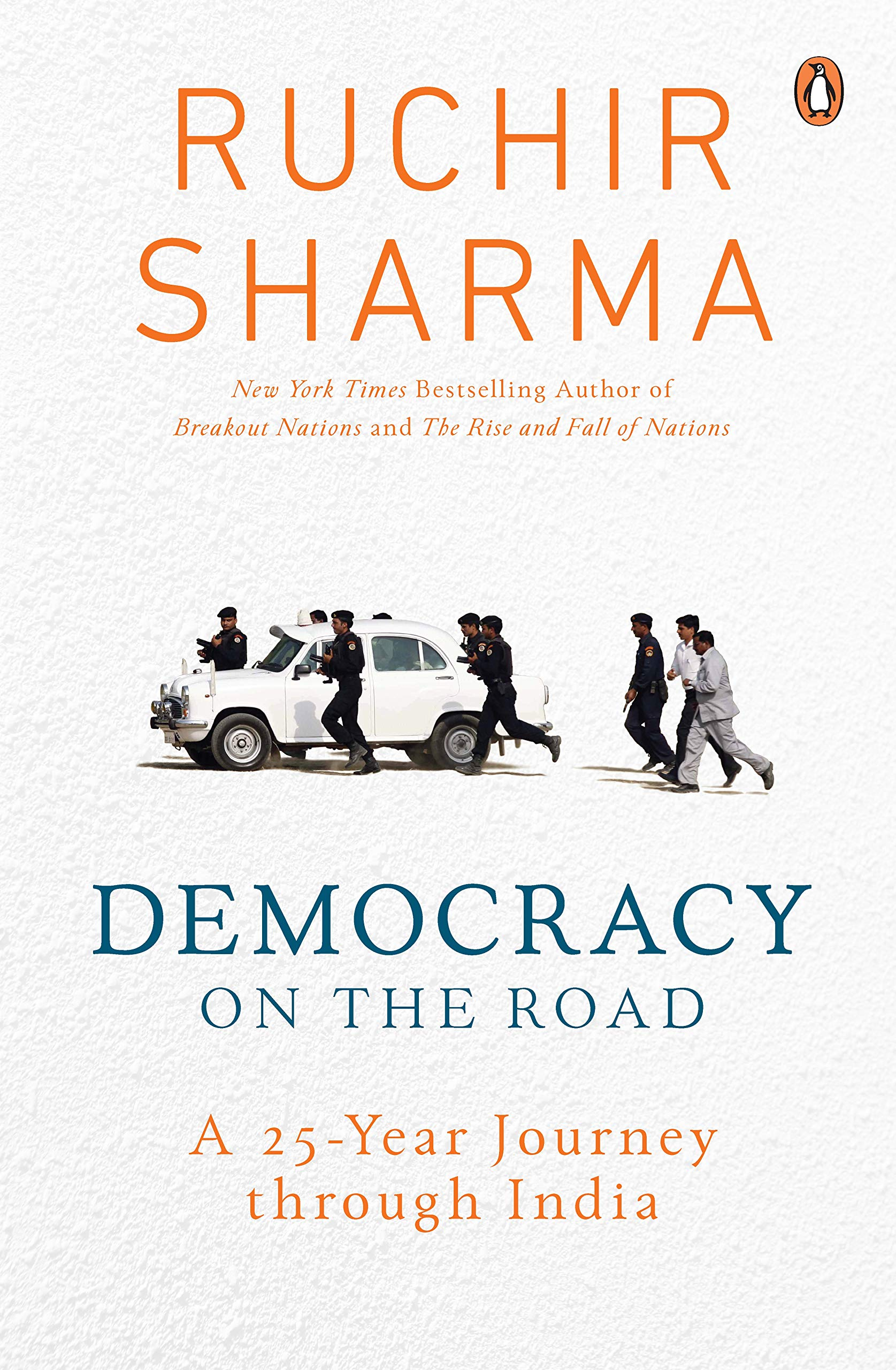 Buy Democracy on the Road: A 25 Year Journey through India Book Online at  Low Prices in India | Democracy on the Road: A 25 Year Journey through  India Reviews & Ratings - Amazon.in