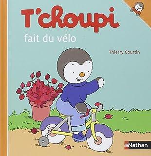 tchoupi fait du velo french edition