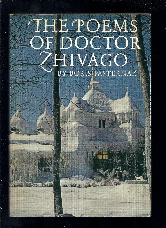 The Poems Of Doctor Zhivago Boris Leonidovich Pasternak