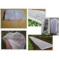 10 m x 3,2 m Frost Feuille de Protection anti-insectes & jardinage pour protéger les plantes de culture en polaire