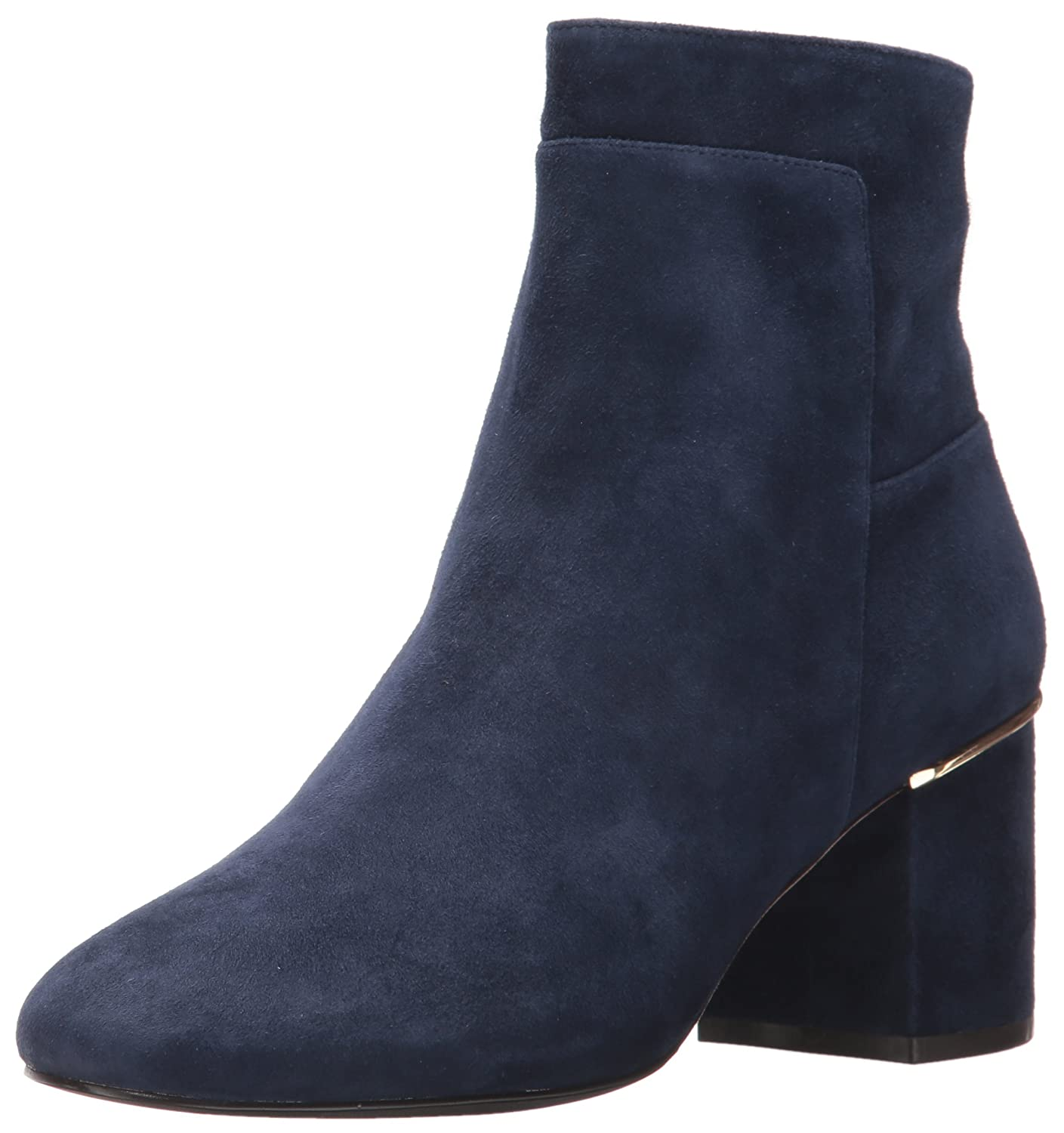 Cole Haan Women's Arden Grand Bootie Ankle Boot B01MR9FETD 10.5 B(M) US|Marine Blue