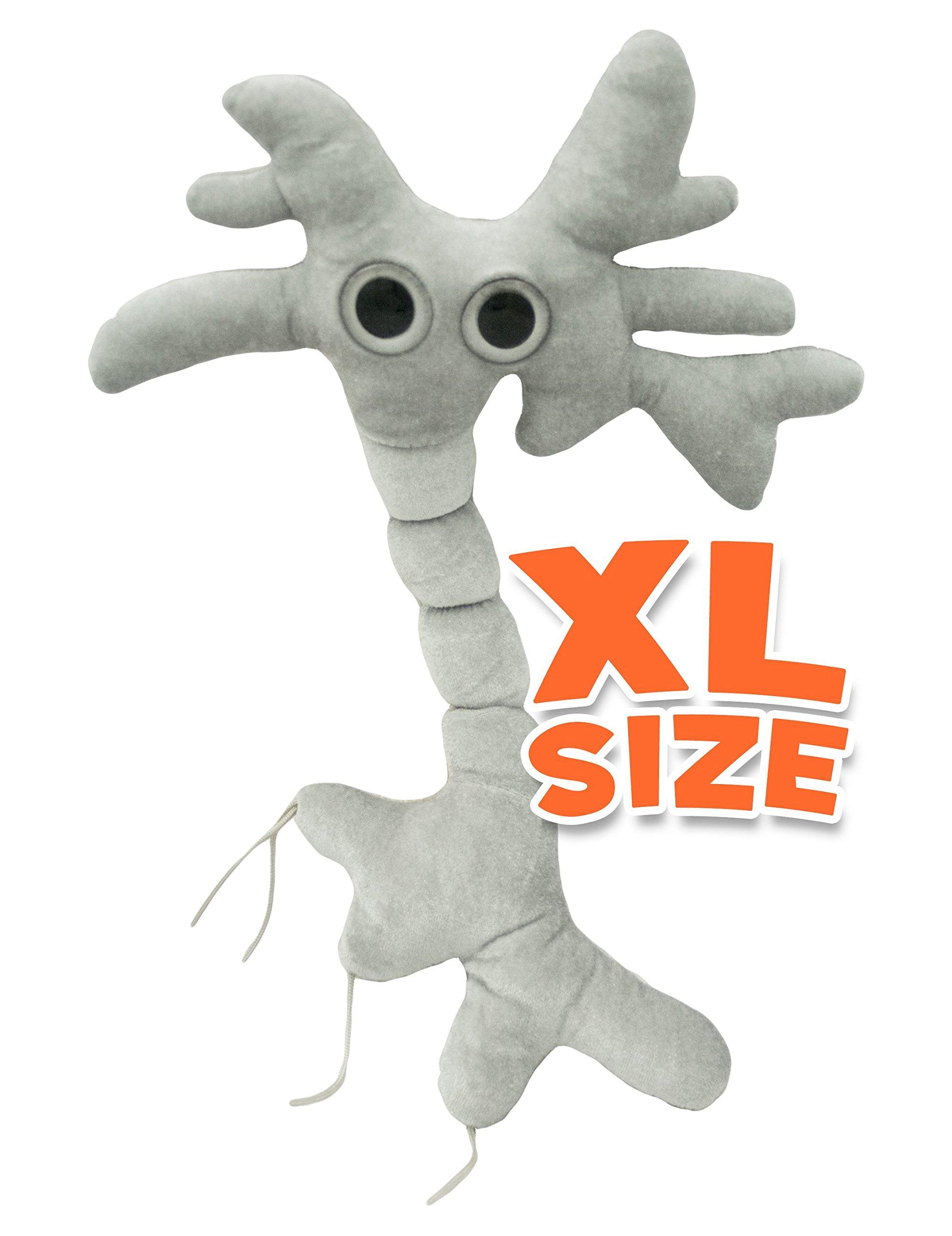 GIANTmicrobes - Brain Cell (Neuron) XL Size