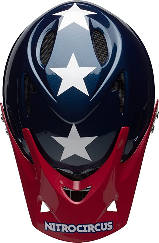 Amazon.com: Nitro Circus Youth BMX - Casco para bicicleta ...