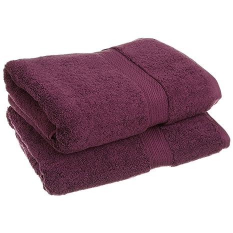 Superior - Juego de Toallas de baño de algodón de 900 g/m2, Color