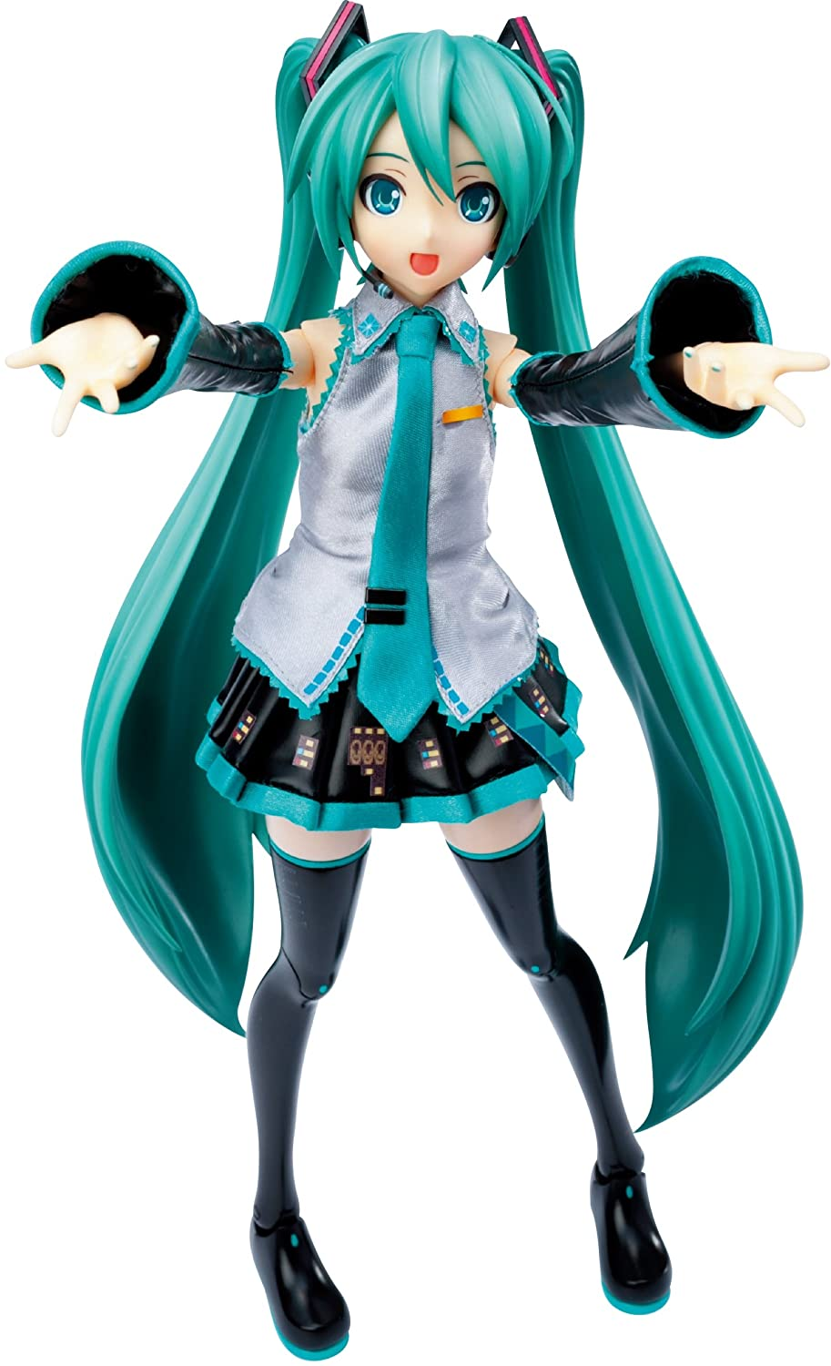 Real Action Heros Character Vocal Series 01: Hatsune Miku Diva F Version Action Muñeca