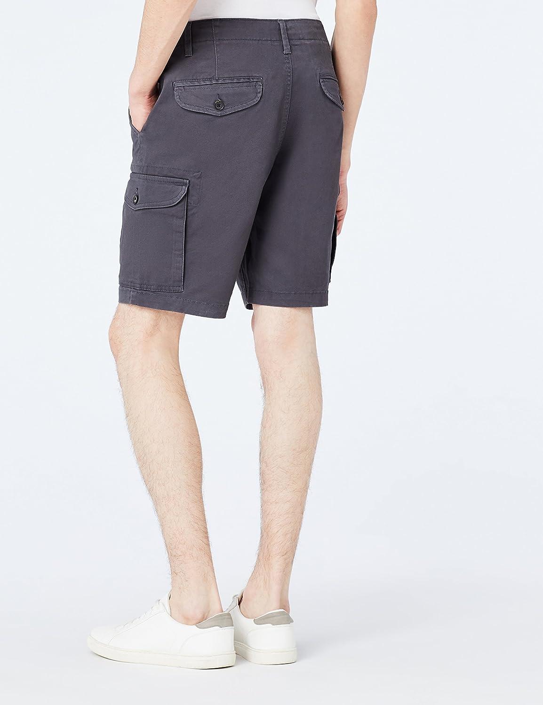 MERAKI POETME005 Pantalones Cortos Hombre Marca