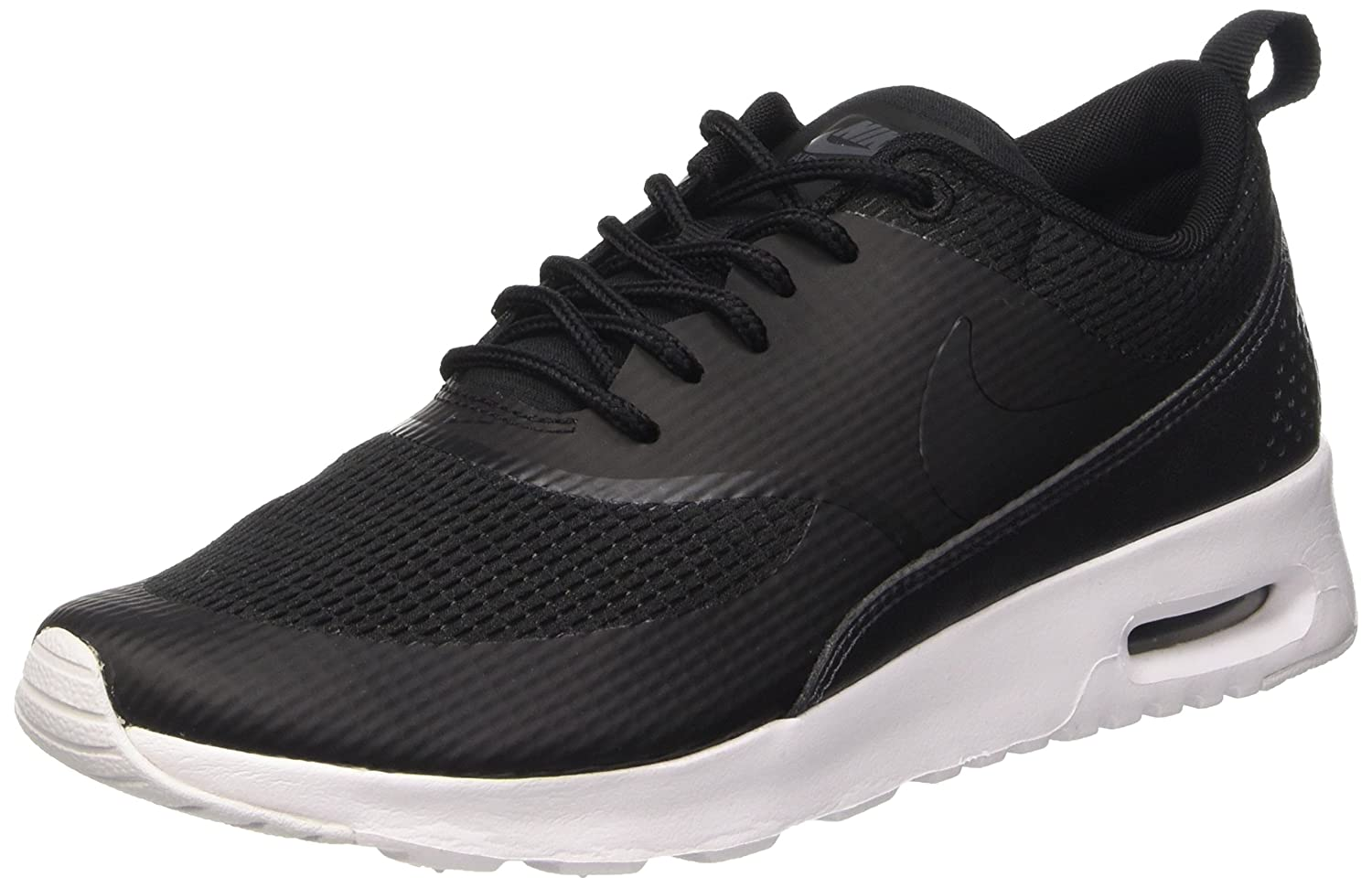timeless design 61eef 47e8c Amazon.com   Nike Womens Air Max Thea Round Toe Lace-Up Fashion Sneakers    Road Running