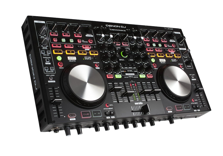 Denon DJ MC6000MK2 Professional Digital Mixer and Controller