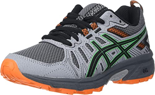 Asics Gel-Venture 7 GS - Zapatillas para correr para niña: Amazon ...