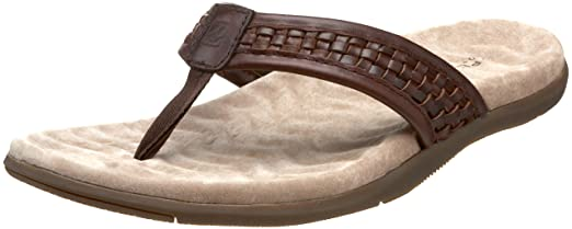 Sperry Top-Sider Men's Largo Thong Woven Sandal,Amaretto ...