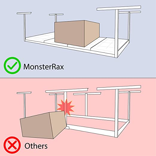 MonsterRax MR-2x8-W Pack 18 product image 3