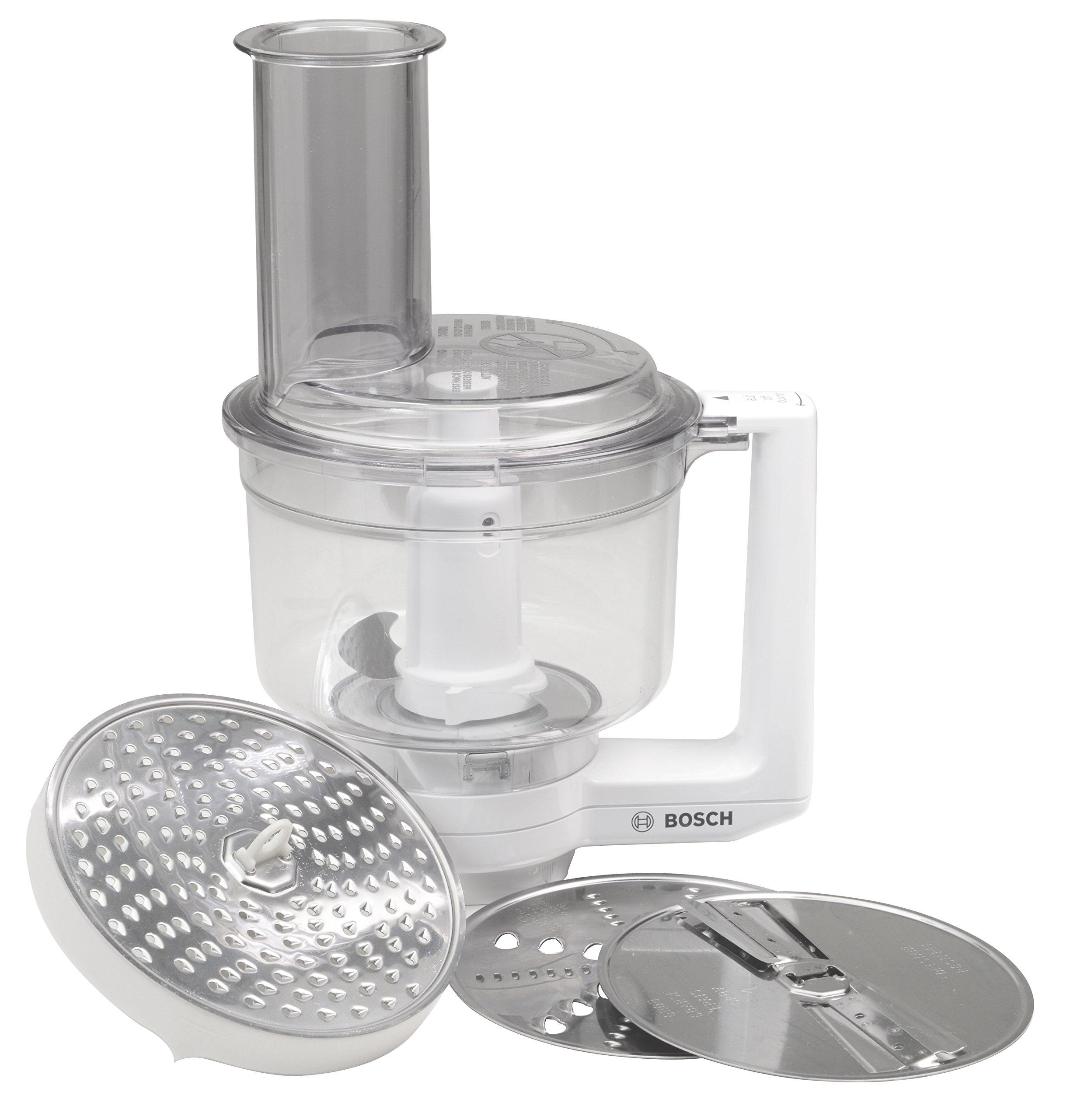 Bosch Food Processor For Compact Mixer
