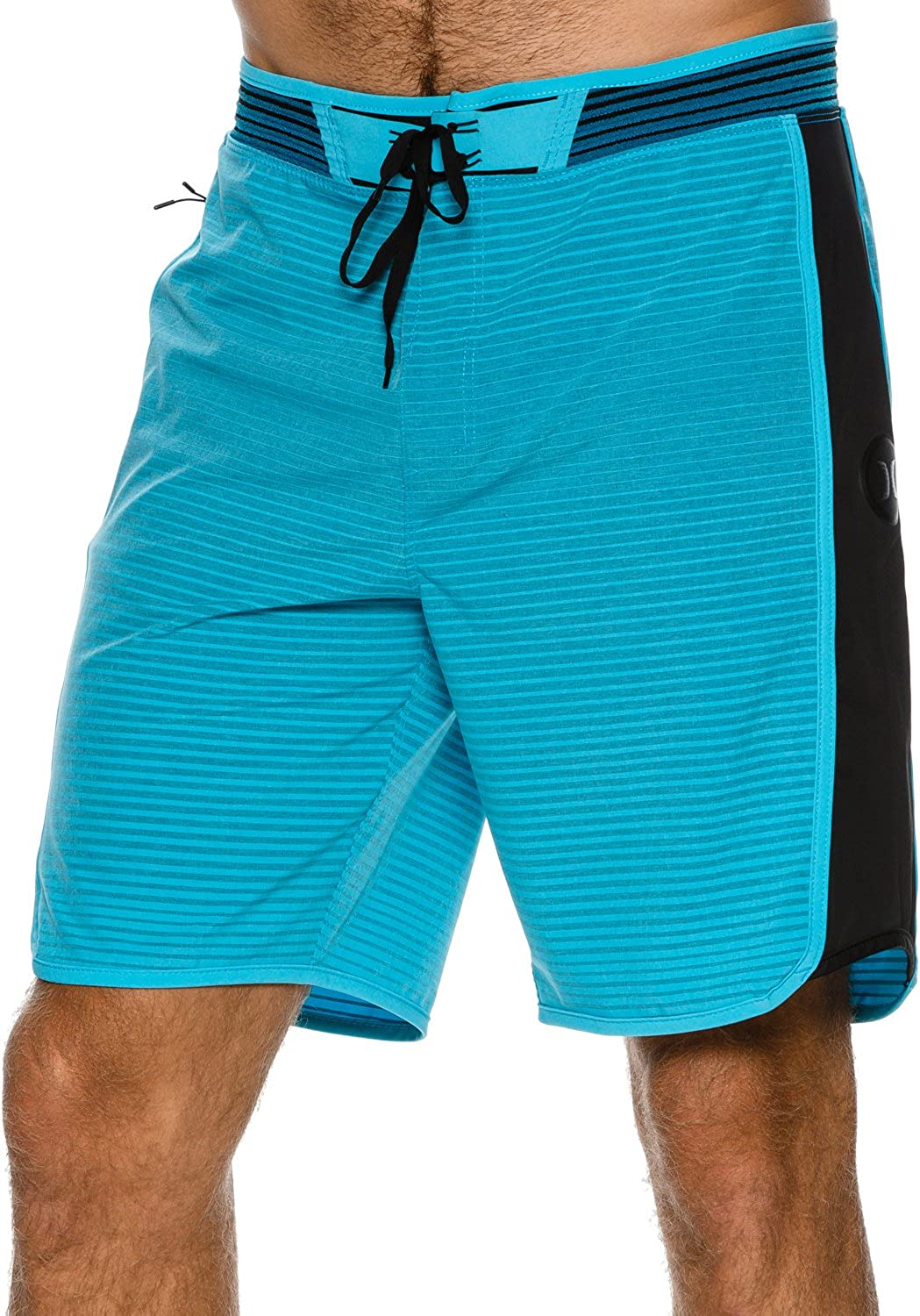 Hurley Men's Phantom Hyperweave Motion Stripe Boardshort