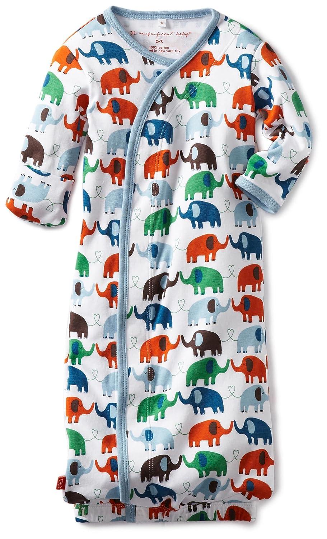 Magnificent Baby Baby-Boys Newborn Elephant Gown 1131B-OS