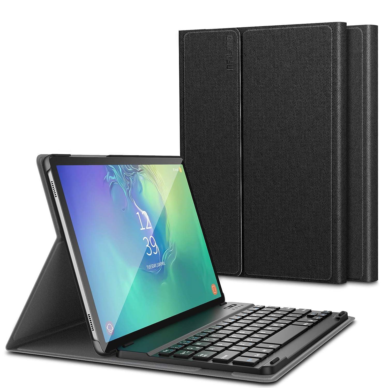 Funda Con Teclado Para Samsung Tab S6 10.5, Infiland