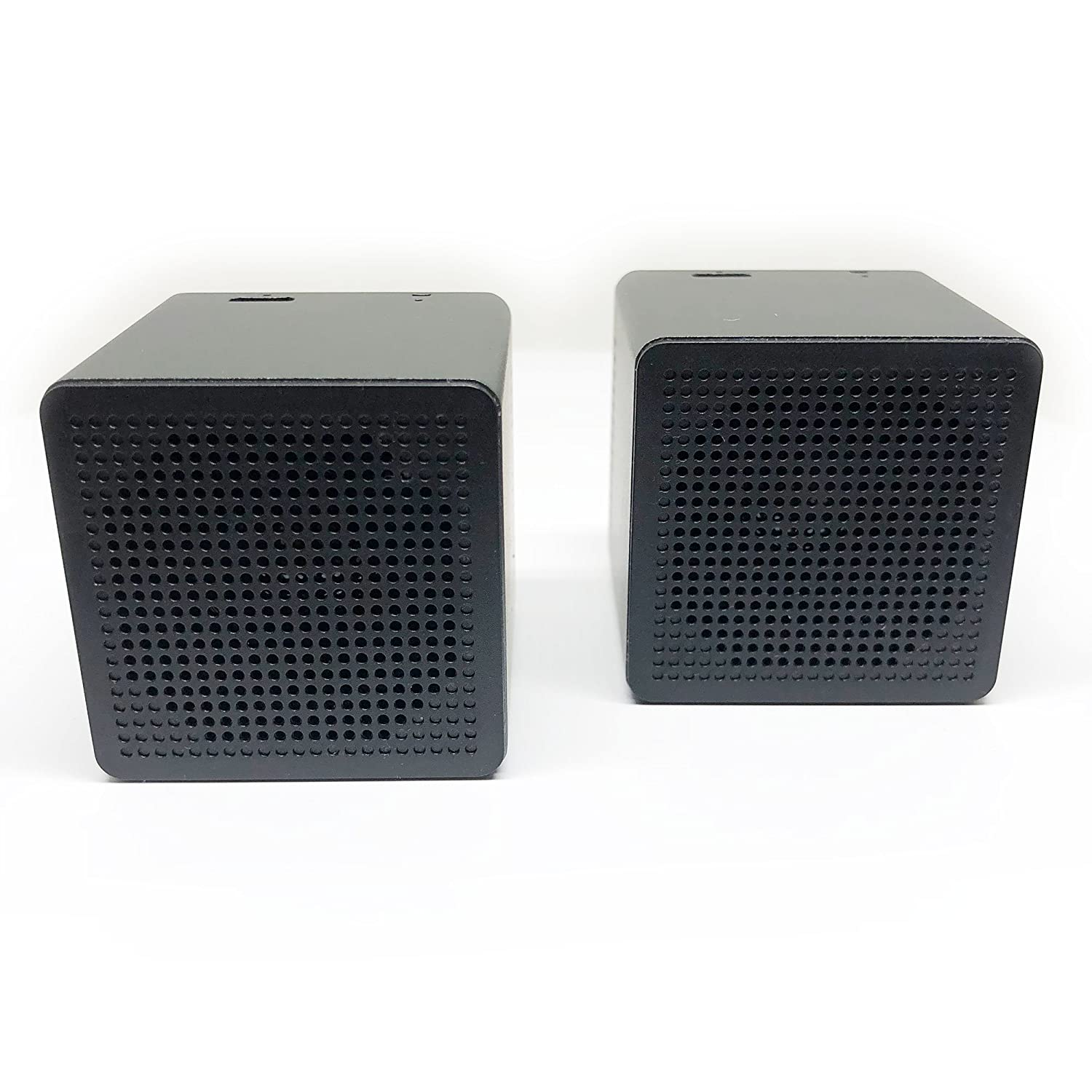 Wireless Bluetooth Speakers: True Twin Portable TWS Mini Stereo Mic Dual Big Super Bass Microphone Outdoor Pair Compatible with iPhone Android Samsung Galaxy Nexus MAC PC Echo Long Run Technologies 713289196776