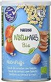 Nestlé Naturnes Bio Nutri Puffs Snack De Cereales Con Tomate, A Partir De 10 Meses - Pack de 5 envases x 35g