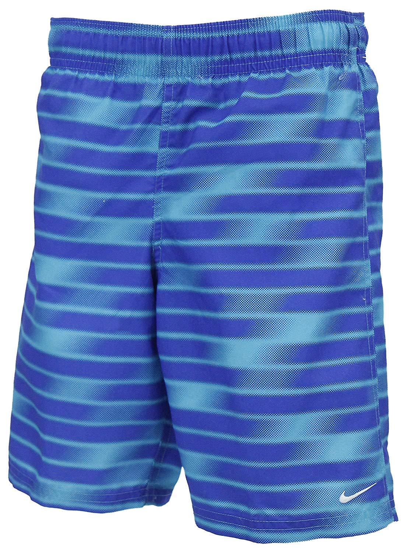 Nike Swim Boys 8 Volley Short - Hyper Royal (Large)