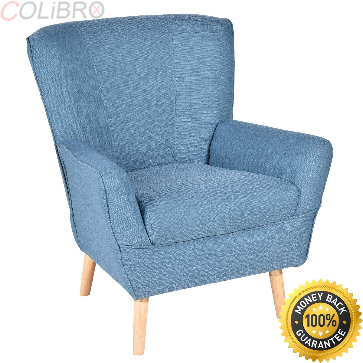 Astounding Amazon Com Colibrox Accent Leisure Arm Chair Upholstered Camellatalisay Diy Chair Ideas Camellatalisaycom
