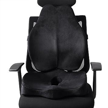 Amazon Com Situ Coccyx Orthopedic Memory Foam Office Chair And Car