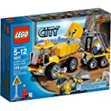 LEGO City 4201: Loader and Tipper