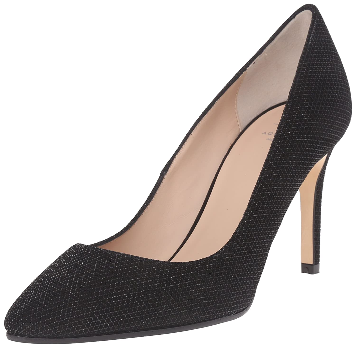 Aquatalia Women's Harlee Diamond Suede Dress Pump