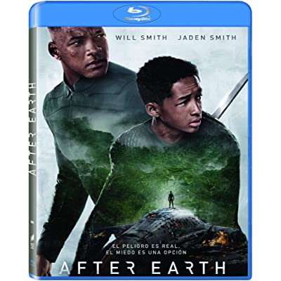 After Earth -Bd [Blu-ray]