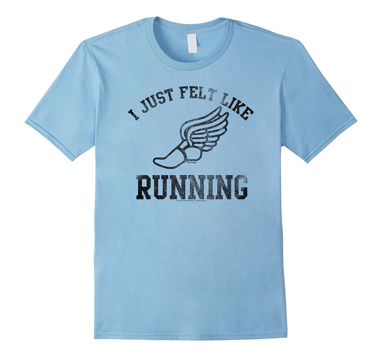 Forrest Gump I just felt like running-FL