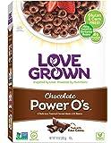 Love Grown Power O's Cereal, Chocolate, 10 Ounce