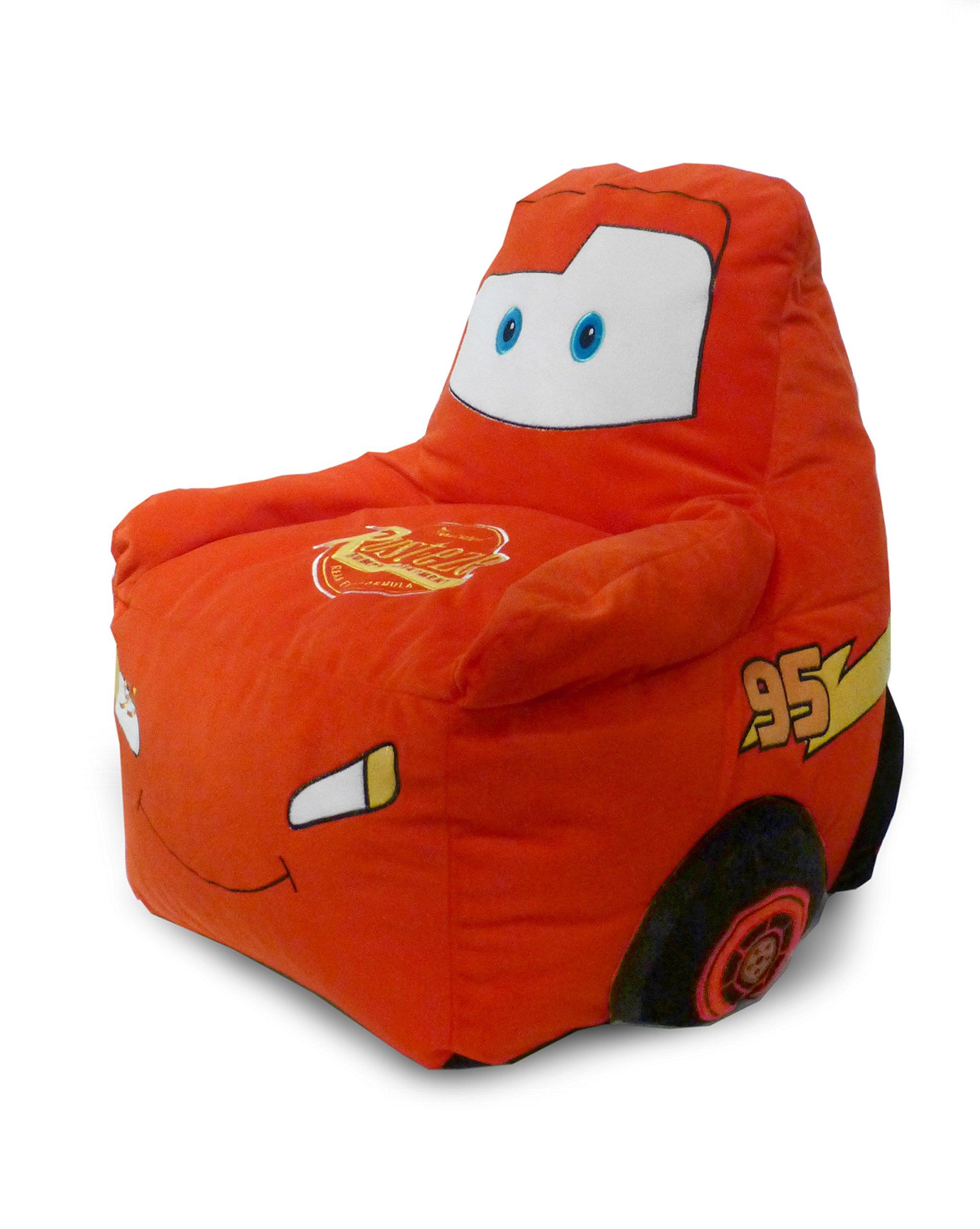 Disney Cars Figural Bean Bag Sofa Chair