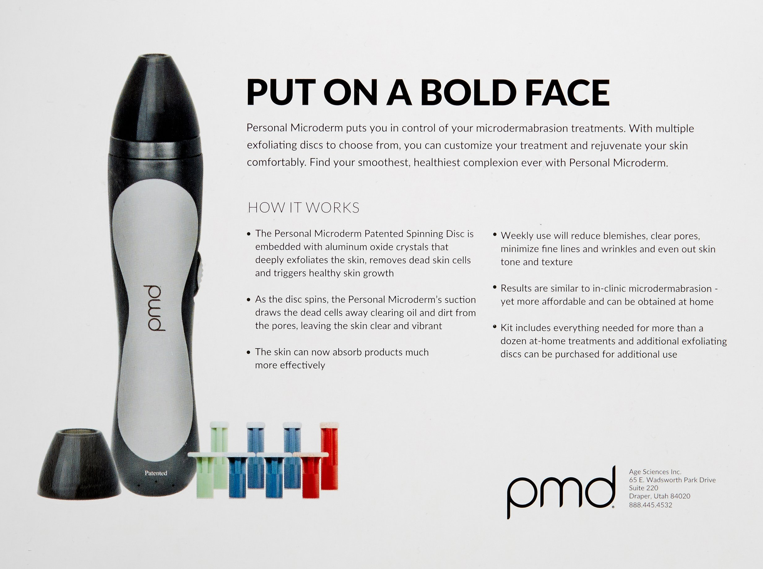PMD Personal Microderm Man by PMD Beauty (Image #2)