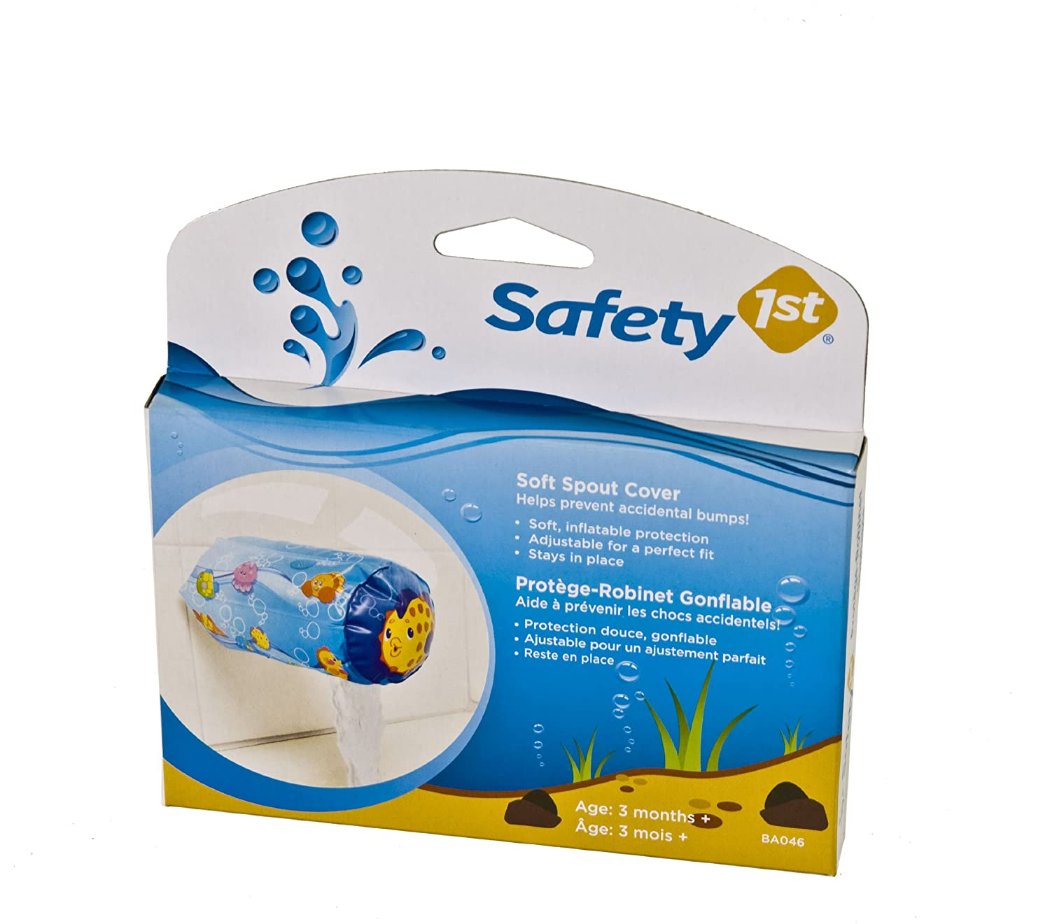 Amazon.com : Safety 1st Inflatable Spout Guard, Refresh : Baby ...