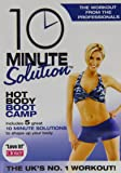 10 Minute Solution - Hot Body Boot Camp [DVD]