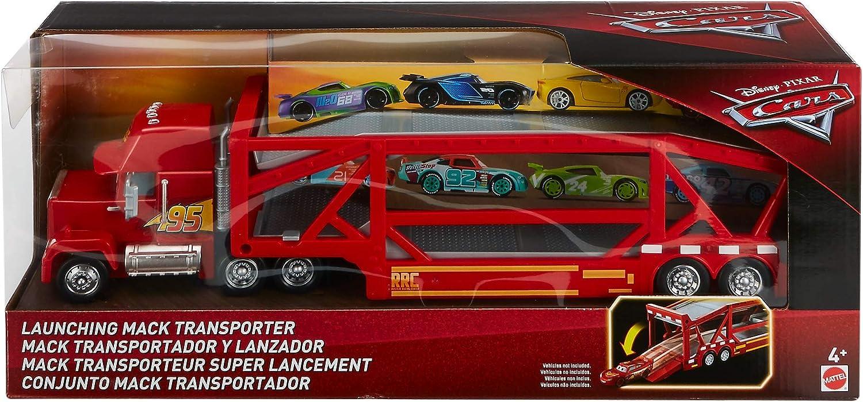 Mattel FPX5   Disney Cars Mack Transporter, Spielzeug ab 5 Jahren